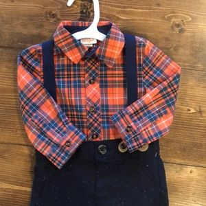 infant boys outfit